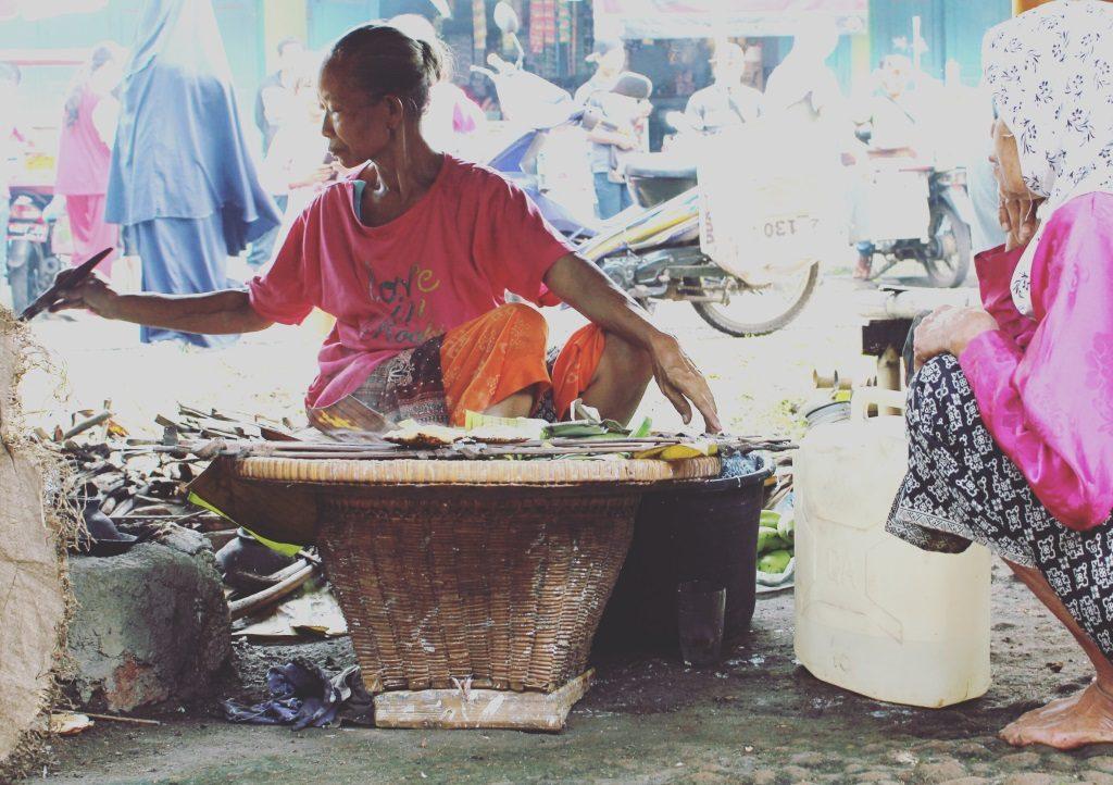 Srabi Rangin Pasar Bonggol