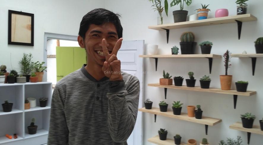 Foto: Pidaksa, budidaya kaktus hias di Banjarnegara (Dokumen Pribadi)