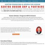 website kantorpengacara-bhp.com