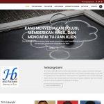 website pengacarahb.com