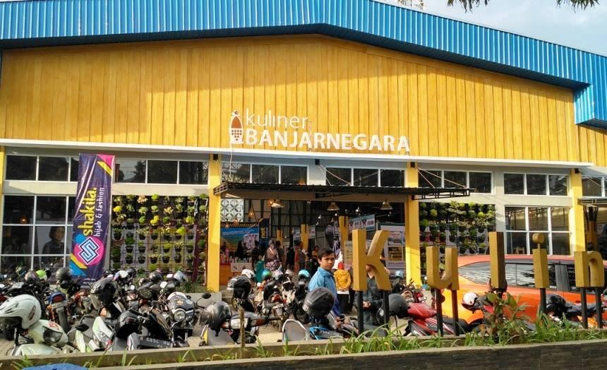 Gedung Kuliner Banjarnegara