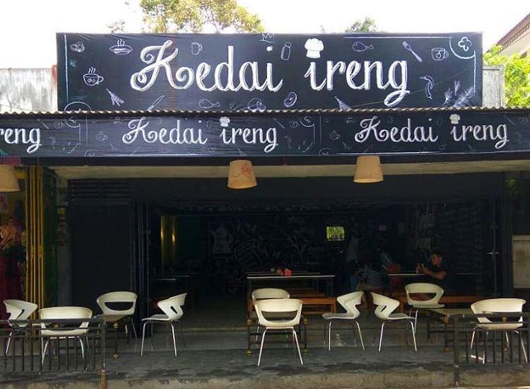 Kedai Ireng Banjarnegara