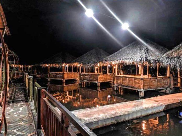 Saung Bu Mansur Banjarnegara