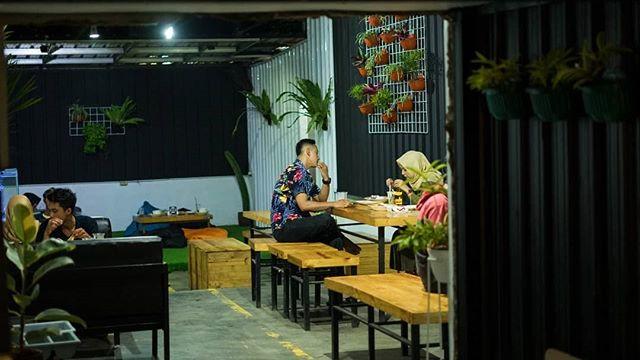 Warung Stasiun Banjarnegara