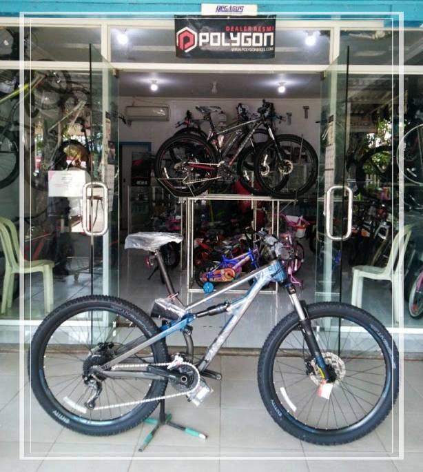 Dealer Resmi POLYGON Banjarnegara